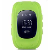 Детские умные часы Smart Watch GPS трекер Q50/G36 Green
