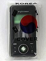 Корпус Korea H. Q. S. Ericsson S500i Black