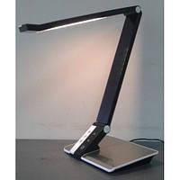 Настольная лампа Lemanso 10W 28LED 12V 420LM 4 температуры чёрная LMN089