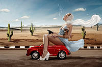 Автоцивилка  девушкам скидки!