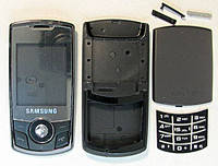 Корпус Korea H.Q. Samsung C3310 Black