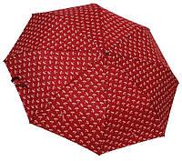 Женский стильный зонтик 3702 red