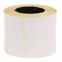 Термоэтикетка самоклеящейся ЭКО 58х40х700 для маркировки товаров