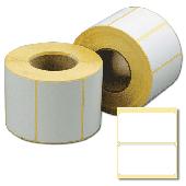 Термоэтикетка самоклеящейся ЭКО 40х25х1000 для маркировки товаров