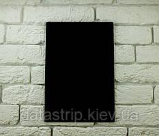 Доска меловая для рисования мелом формат А3 вертикальная без рамки