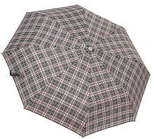 Модный  зонт автомат клетка 3680
