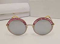 Женские солнцезащитные очки Jimmy Choo GOTHA (Pink)