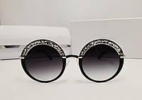 Женские солнцезащитные очки Jimmy Choo GOTHA (Black)