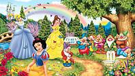 Фотообои *Страна принцесс* 196х350
