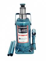 Домкрат бутылочный с двумя штоками FORSAGE TF1002 10т