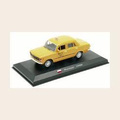 Модель Такси Мира (Amercom) №05. Fiat 125p