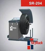 Автоматический грузовой балансировочный стенд SkyRack SR-204
