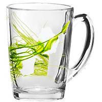 Кружка Luminarc Sofiane Green 320мл ударопрочное стекло (7909J)