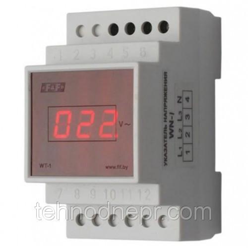 Цифровой индикатор тока ВІ-1 (WT-1)