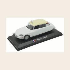 Модель Такси Мира (Amercom) №06. Citroen DS 19