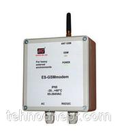GSM/GPRS-модем ES тип А IP65 со встроенным БП на 220 В