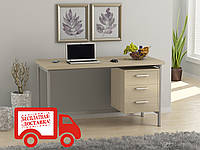 Письменный стол 1300х650х750 с ящиками. Loft Design