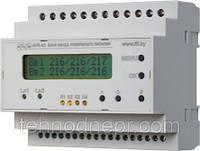 Автомат включения резерва АВР-02-G многофункциональный с дисплеем new 2013