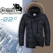 Dress Code - Мужские зимние куртки Braggart