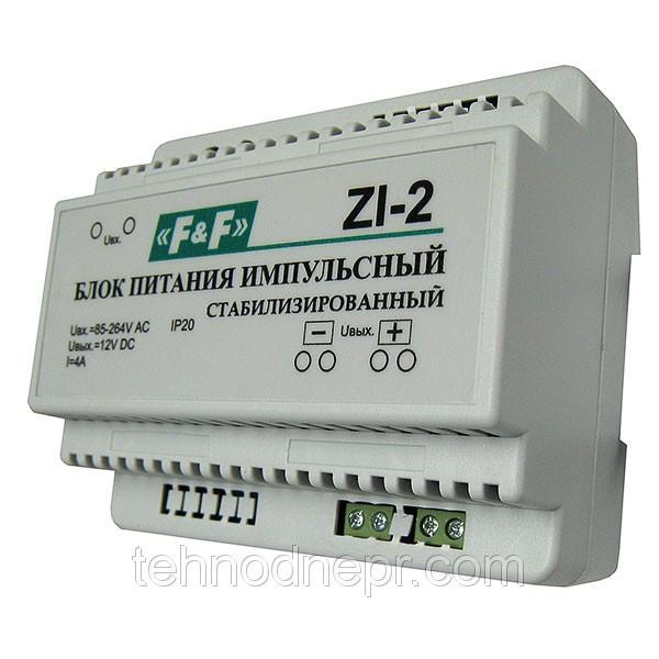 Блок питания импульсный ZI-2 12v