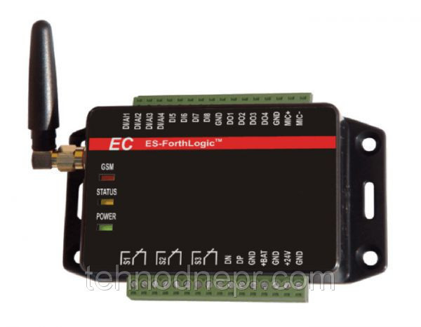 GSM/GPRS-контроллер ES-ForthLogic G