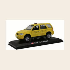 Модель Таксі Світу (Amercom) №09. Ford Escape Hybrid