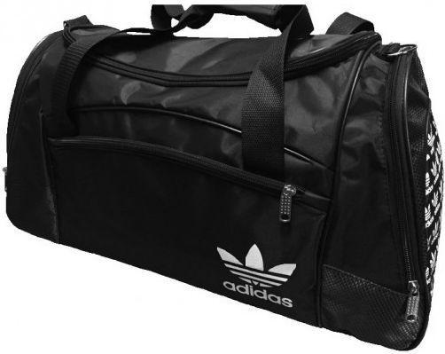 3586b8a2b913 Дорожно-спортивная сумка Adidas S000004 черный, 35 л Реплика ...