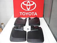 Брызговики передние задние Toyota Tacoma 2016-18 Новые Оригинальные