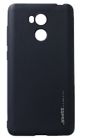 Силиконовый чехол SMTT для Xiaomi Redmi 4 (черный)