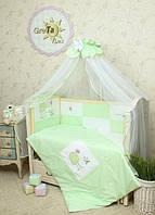 Комплекты постельного белья для детской кроватки Игрушка Greta, фото 1