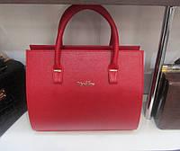 Женская красная сумочка, фото 1