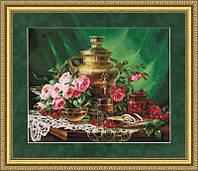 """Набор для вышивания Золотое руно  """"Чай с мёдом"""""""