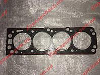 Прокладка головки блока цилиндров Ланос Lanos (V-1,5) с герметиком с медным кольцом, фото 1