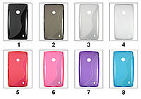 S-line чехол для Nokia Lumia 525