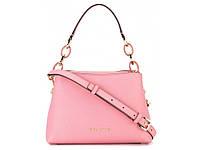 Стильная женская сумочка Michael Kors Portia Small Pink. Качественный пошив. Доступная цена.  Код: КГ1019