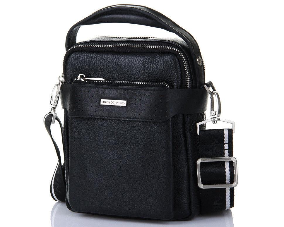 Мужская сумка с короткой ручкой Luxon 65082-1