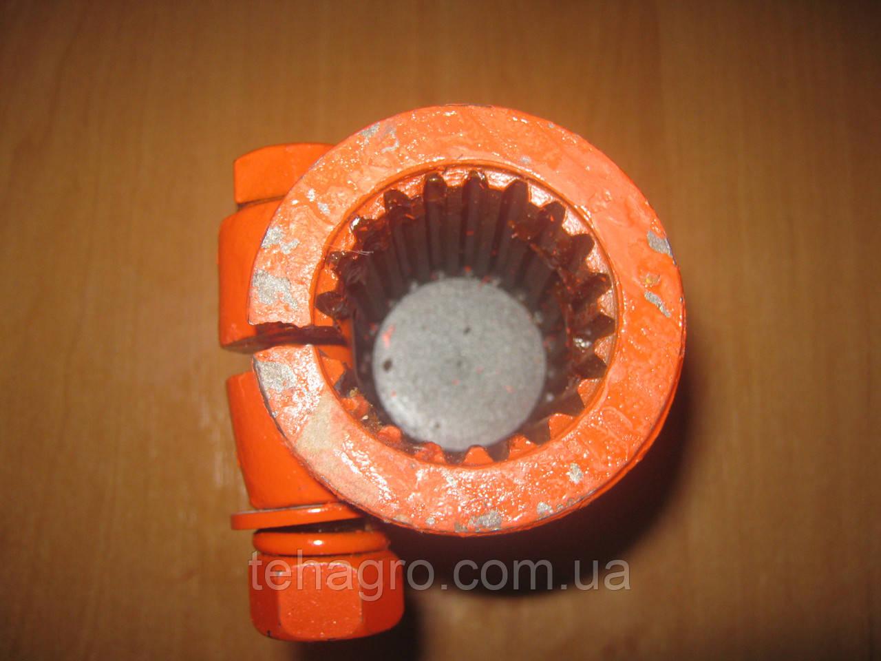 Перехідник кардана з 20 шліців на 6 шлицов
