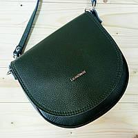 Кожаная сумка Laura Biaggi