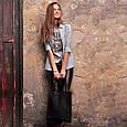 """Кожаная женская сумка """"Бэтси"""" , фото 9"""