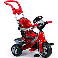 Детский  велосипед 3 в 1 Ferrari Racing Trike - Feber - Испания - два руля со звонком