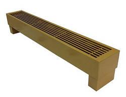 Підлогові конвектори опалення - низькі радіатори під вікно