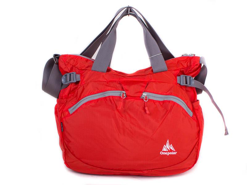 85ac12e7d694 Сумка через плечо Onepolar Женская спортивная сумка через плечо ONEPOLAR  (ВАНПОЛАР) W5220-orange