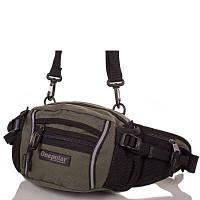 Мужская сумка через плечо или на пояс ONEPOLAR (ВАНПОЛАР) W3061-green