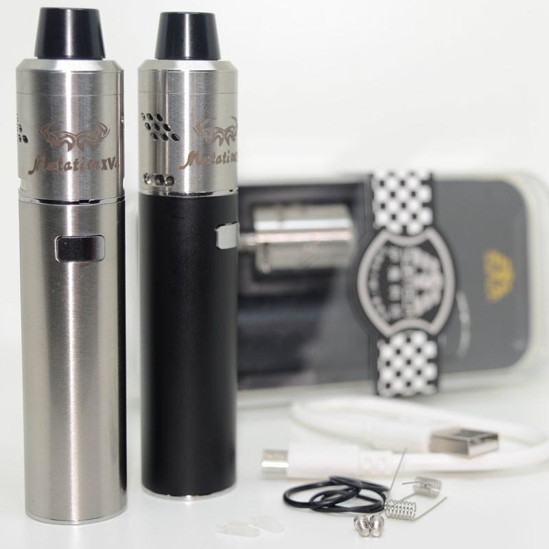 Электронная сигарета SubTech s30 + Mutation X V4S (30w, 2000mah)