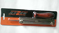 Планка для напильника 4,0 мм в блистере Rezer