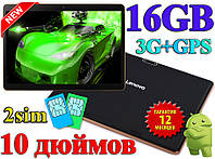 6ти ядерный планшет LENOVO B960 10 дюймов IPS экран андроид 16 гб 1 гб 3G GPS Wi Fi 2 sim