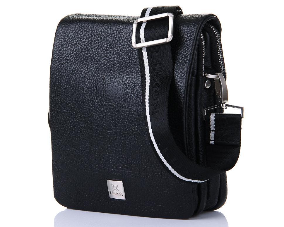 Мужская сумка из натуральной кожи Luxon 4704-3