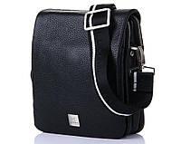 Стильная мужская кожаная сумка Luxon