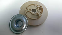 Шкив стартера (храповик) бензогенератора ET-950 (D-86,5mm, d-14,5mm)