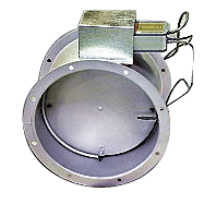 Клапаны противопожарные универсальные КПУ-1М (ф 280) КПВ1, КВЗ